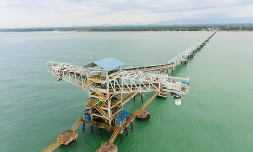 Asam Asam Coal Port Harbor <br>Asam Asam, Tanah Laut, South Kalimantan